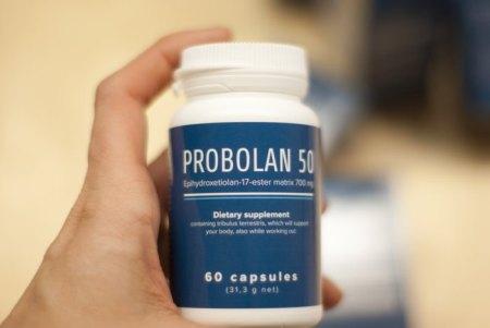 dodatak prehrani Probolan 50 kako funkcionira, komentari, ljekarna, cijena